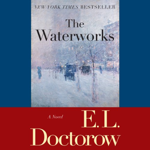 The Waterworks audiobook cover art