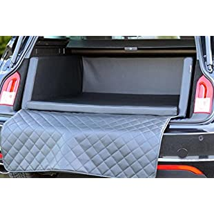 Car and Boot Protection Blanket - Dog Bed - in Black Artificial Leather mypado®:Hdmoviedownload