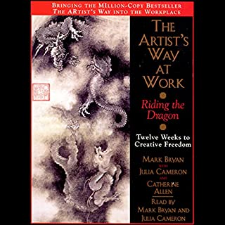 The Artist's Way at Work cover art
