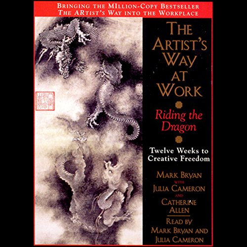 The Artist's Way at Work audiobook cover art