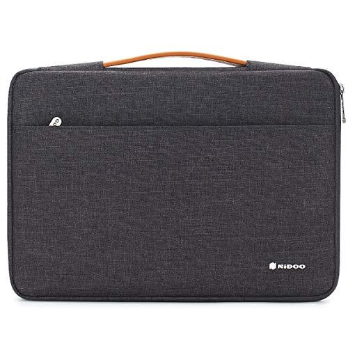 NIDOO 13 Zoll Laptop Tasche Aktentasche Handtasche Hülle Notebook-Tasche für MacBook Air 13 2014-2017/13.5