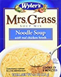 Mrs. Grass Noodle Soup Mix with Chicken Broth (4.2 oz Packet)