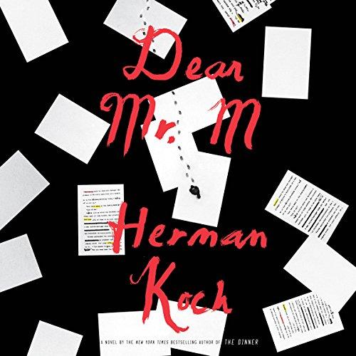 Dear Mr. M audiobook cover art