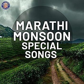 Marathi Monsoon Special Songs