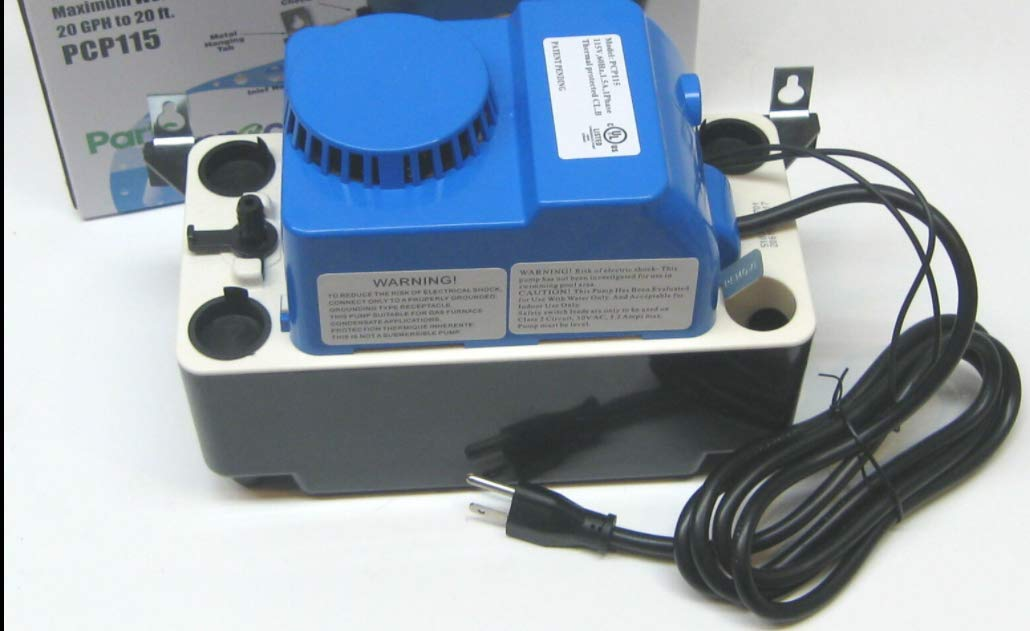 Air Conditioning Condensate Removal Online limited product In a popularity Pump Safety with and Switch