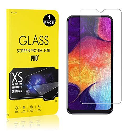 Bear Village® Displayschutzfolie für Galaxy M20, 9H Hart Schutzfilm aus Gehärtetem Glas, Ultra klar Displayschutz Schutzfolie für Samsung Galaxy M20, 1 Stück