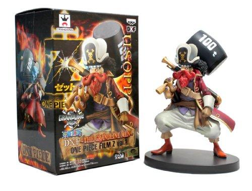 "Banpresto 48213 Volume 1 Usopp DXF The Grandline Men One Piece Film Z 6"" Action Figure"