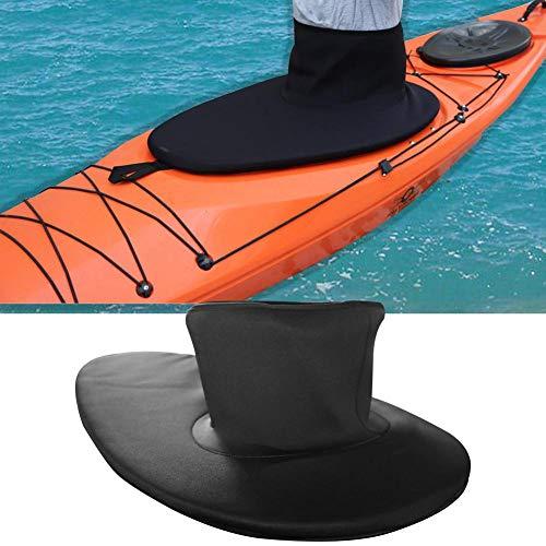 Newest Upgraded Kayak Spray Skirt, Universal Neoprene Boat Canoe Surf Kayak Cockpit Cover for Kayak Water Sports Accessory