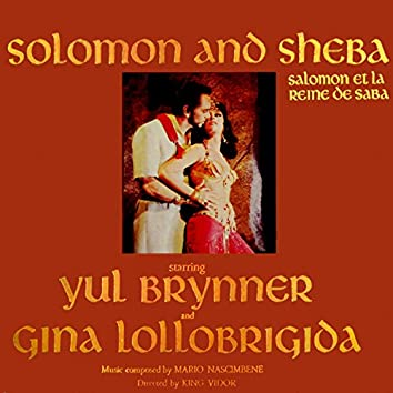 Solomon And Sheba (Original Soundtrack Recording)