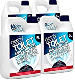 Cleenly <span class='highlight'>Macerator</span> Cleaner & Descaler - 20 litres | Super Concentrated, Long-Lasting Formula | Safe for All Saniflo <span class='highlight'>Pump</span> Units, Toilets & Urinals | Helps Prolong The Life of Your <span class='highlight'>Macerator</span>