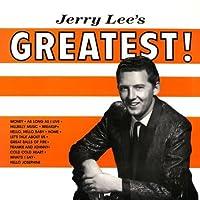 Jerry Lee's Greatest! (Orange Vinyl) [Analog]