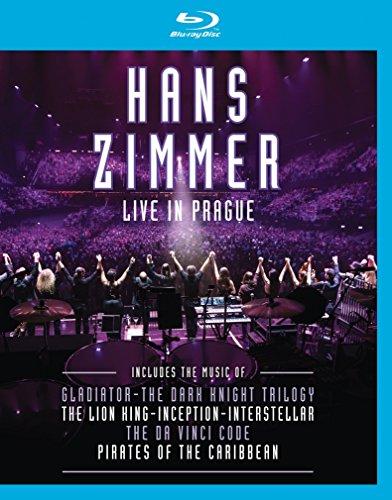 Live in Prague - Hans Zimmer [Blu-ray]