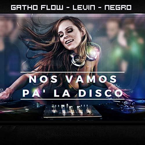 Gatho Flow, Negro & Levin