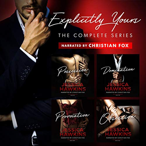 Couverture de Explicitly Yours: The Complete Series