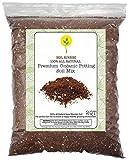 Premium Organic Potting Soil Mix, Nutrient Rich Coco Coir, Worm Castings,...