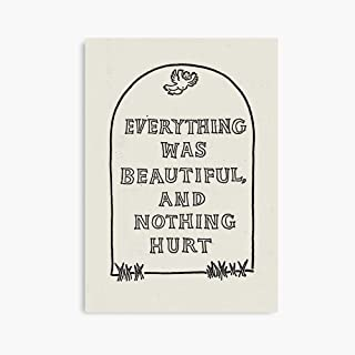 Brewsterty Slaughterhouse Five –Everything was Beautiful and Nothing Hurt (24