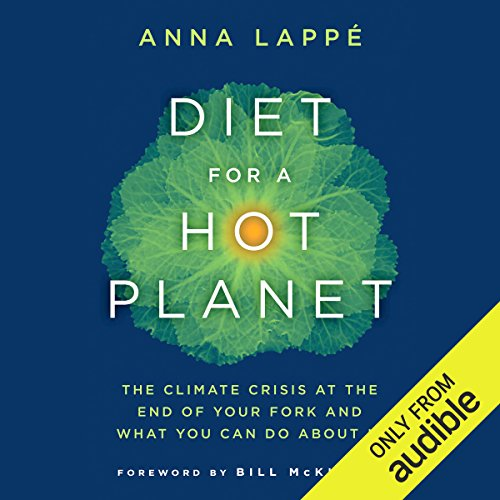 Diet for a Hot Planet audiobook cover art
