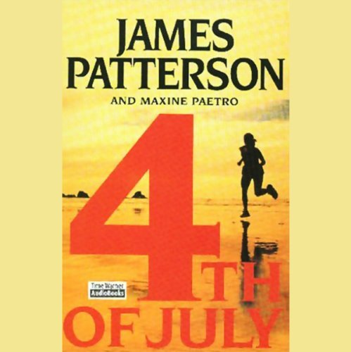 4th of July audiobook cover art