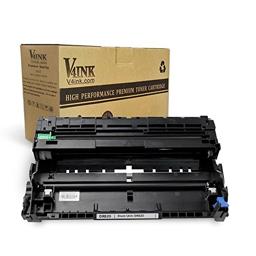 V4INK ? New (1 Drum + 2 Toner) Compatible with Brother DR360 Compatible Drum Unit and Toner cartridge For Brother DCP-7030 DCP-7040 HL-2140 HL-2150N HL-2170W MFC-7340 MFC-7840W MFC-7440N MFC-7345N Series Printers