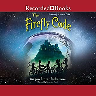 The Firefly Code audiobook cover art