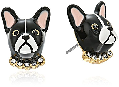 kate spade new york Antoine Dog Stud Earrings