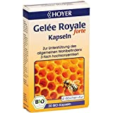 [page_title]-Hoyer Gelee-Royal-FORTE-Kapseln 30 Kapseln, 1er Pack (1 x 12.2 g) - Bio
