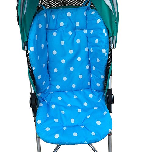 BRUSSELS08 universale seggiolino tappetino spessore coprisedili passeggino passeggino auto seggiolone Baby cuscino