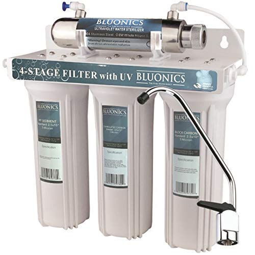 UV Sterilizer Drinking Water Filter System< review