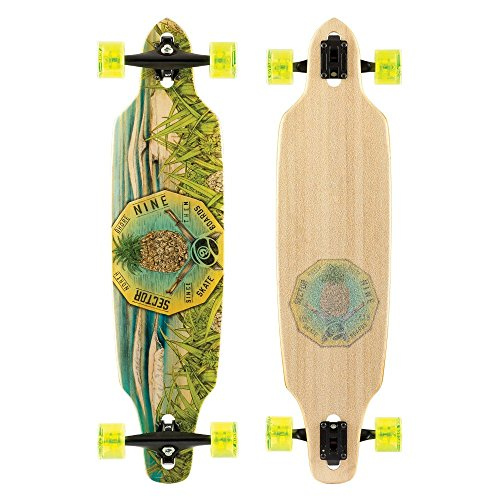 Sector 9 Mini Lookout Complete Skateboard, Assorted
