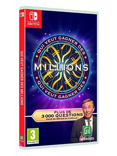 Qui Veut Gagner des Millions (Nintendo Switch)
