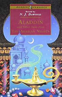 Aladdin and Other Tales from the Arabian Nights (Puffin Classics) by Anonymous(1997-04-01)