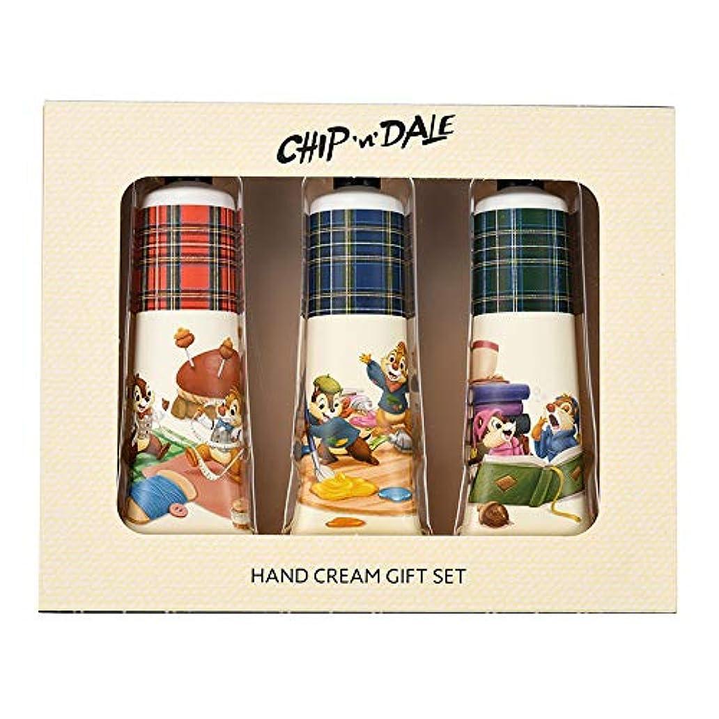 カロリーアカデミック市町村ディズニーストア(公式)チップ&デール ハンドクリーム セット Chip&Dale Autumn Collection