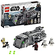 LEGO 75311 Star Wars Imperial Armoured Marauder Building Toy for Kids Age 8 , Mandalorian Model Set ...