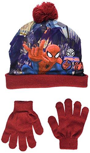 guanti spiderman DC Comics Spiderman Over The City