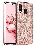 YINLAI Samsung Galaxy A40 Case Samsung A40 Case Glitter