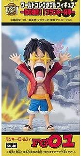 Pirate ! Franky Shogun single item of Luffy One Piece Warudokorekutaburufigyua iron ( Prize )