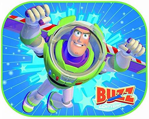 Disney Lot de 2 pare-soleil pour bébé Motif Toy Story