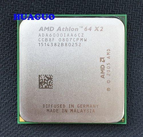 AMD Athlon 64 X2 6000+ 3 GHz Dual-Core CPU Processor ADA6000IAA6CZ Socket AM2 2MB 89W