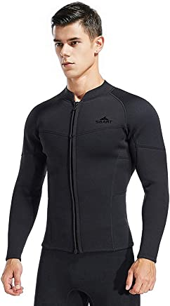 TYZP Men's Diving Suits Prevent Jellyfish & Cold Predection 3mm Thick Winter Swimming Wetsuit