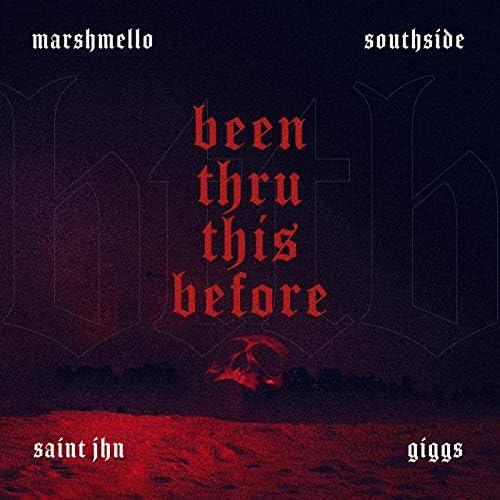 Marshmello, Southside & Saint Jhn