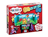 Plasticine PLT06000 Movie Maker Studio, Multicolour