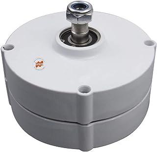 Marsrock 600r/m 100W 12V or 24V Permanent Magnet Generator AC Alternator for Vertical or Horizontal Wind Turbine 100W Wind...