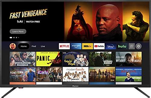All-New Pioneer - 43-inch PN43951-22U LED 4K UHD Smart Fire TV
