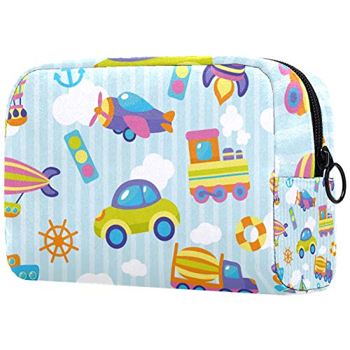 Neceser de viaje, bolsa de viaje impermeable con cremallera mejorada, transporte viejo