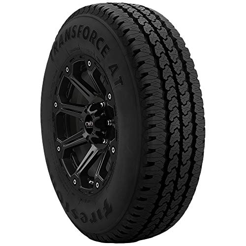 Firestone Transforce AT All Terrain Commercial Light Truck Tire LT265/70R17 121 Q E