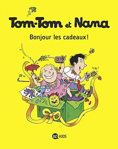Tom-Tom et Nana, Tome 13: Bonjour les cadeaux !