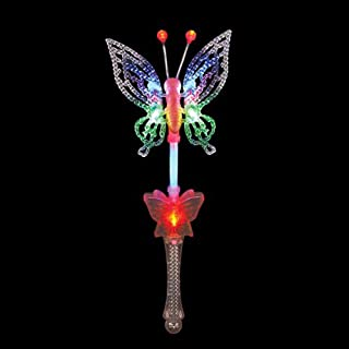 flashing butterfly wands