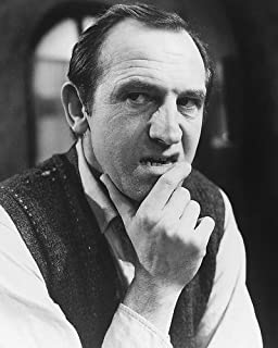 Leonard Rossiter Rising Damp Classic as Rigsby 8x10 HD Aluminum Wall Art