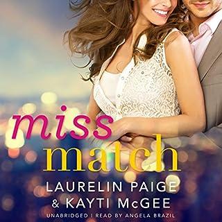 Miss Match audiobook cover art