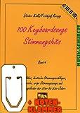 100 Keyboardsongs Stimmungshits Band 4 inkl. praktischer Notenklammer - Hits, Oldies, deutsche Stimmungsschlager, Märsche, urige Stimmungssongs und Stimmungslieder der 20er bis 50er Jahre (Keyboard spielen in Rekordzeit) von Frithjof Krepp (Taschenbuch 2003) (Noten/Sheetmusic)